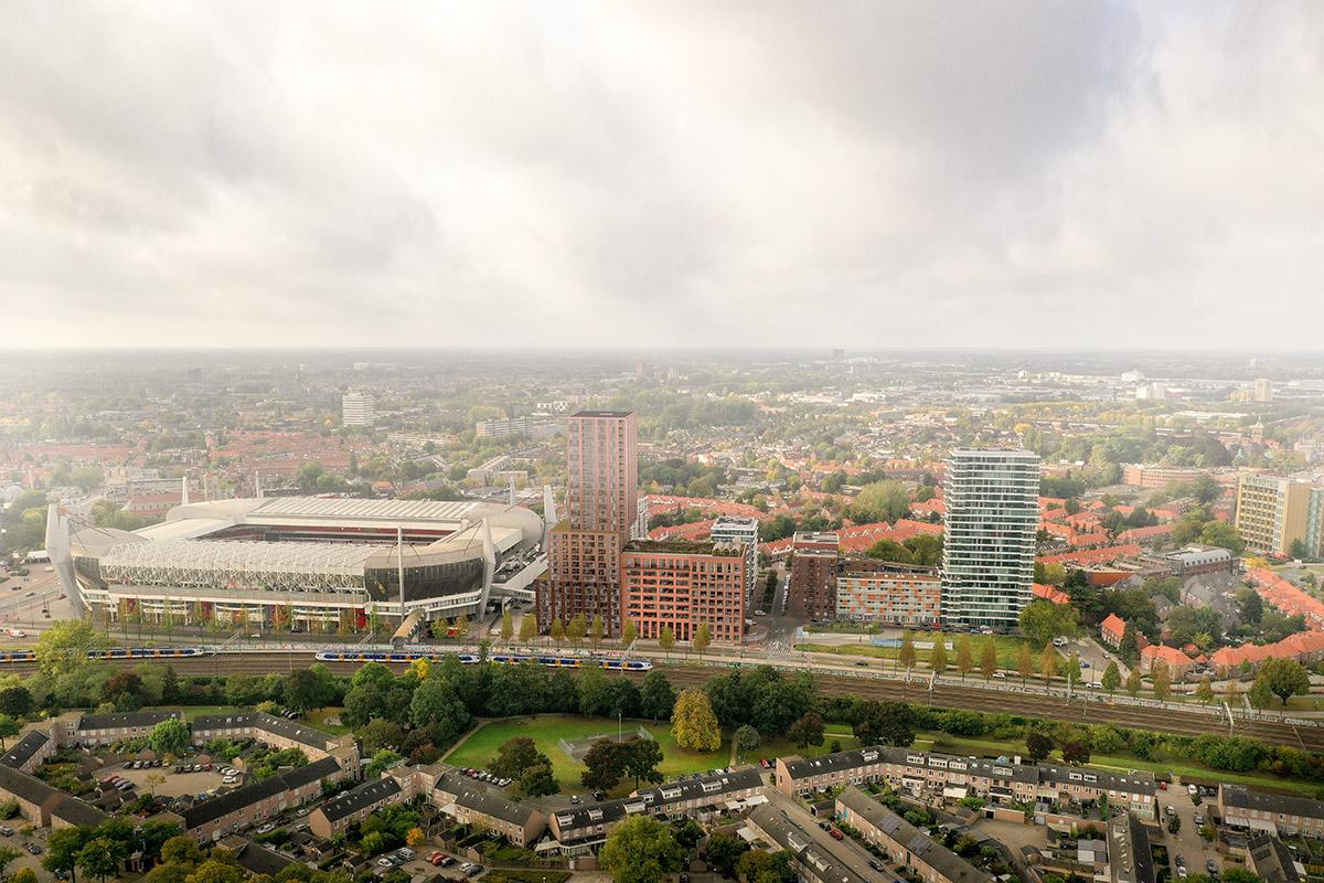 Op je balkon live de wedstrijden van PSV te bekijken!